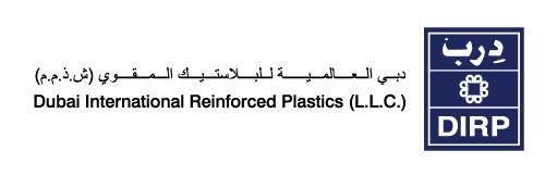 Salem Ahmad Almoosa Enterprises DIRP_Logo-final Dubai International Reinforced Plastics